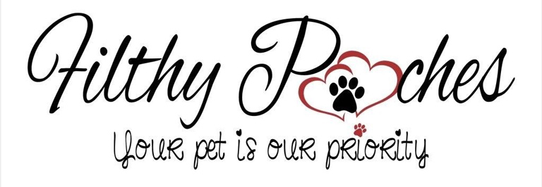 Filthy Pooches Logo