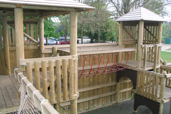 Maidstone Zoo Play Area 5