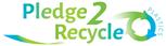 Pledge2Recycle logo