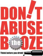 Don;t Abuse the Booze Logo