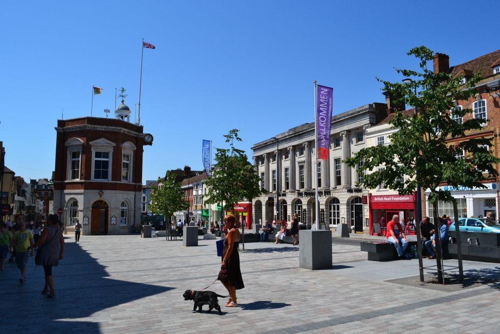 Jubilee Square