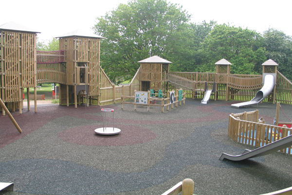 Maidstone Zoo Play Area 7