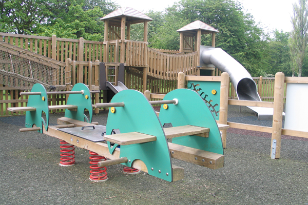 Maidstone Zoo Play Area 2