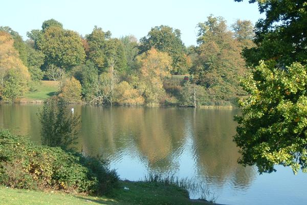 Mote Park Lake