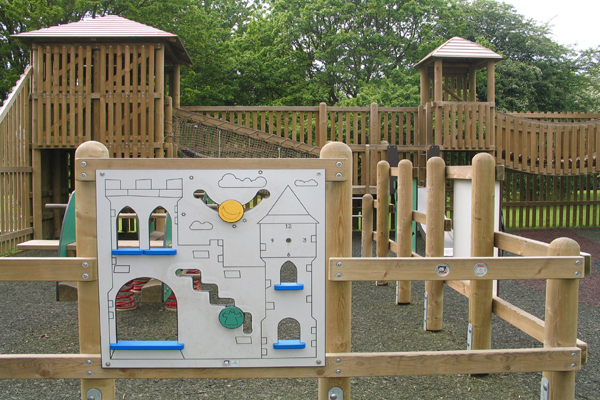Maidstone Zoo Play Area 3